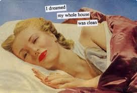 clean house dreams