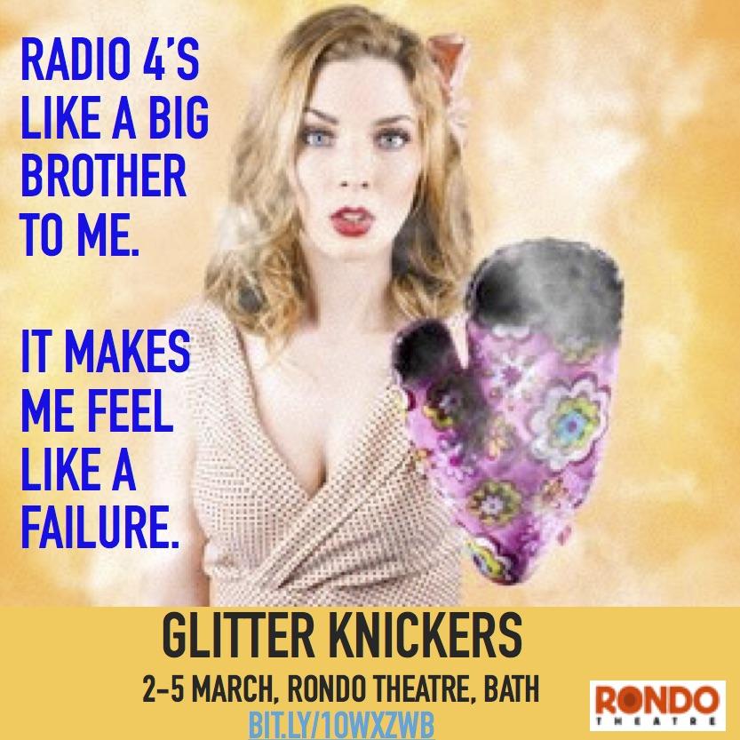 Radio 4 GK poster